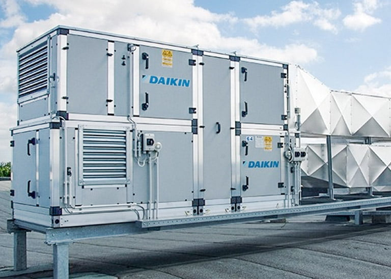 Air Plants Air Handling Units