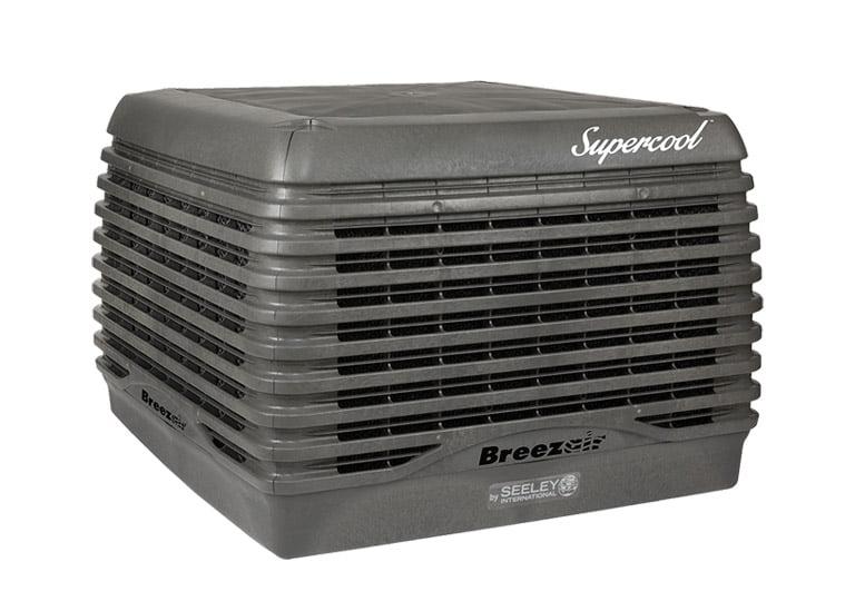 Air Plants Evaporative Cooling